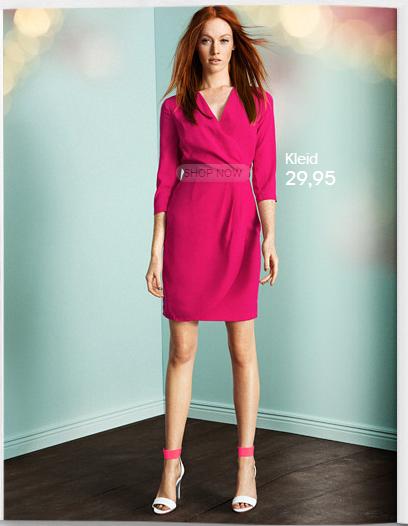 H&M cooles Kleid