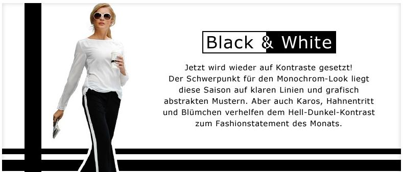 Black and white bonprix.ch