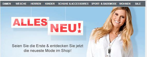 bonprix.ch neueste Trends zu Sparpreisen